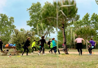 La Marcha Nórdica y el cuerpo en movimiento con Ennatura't