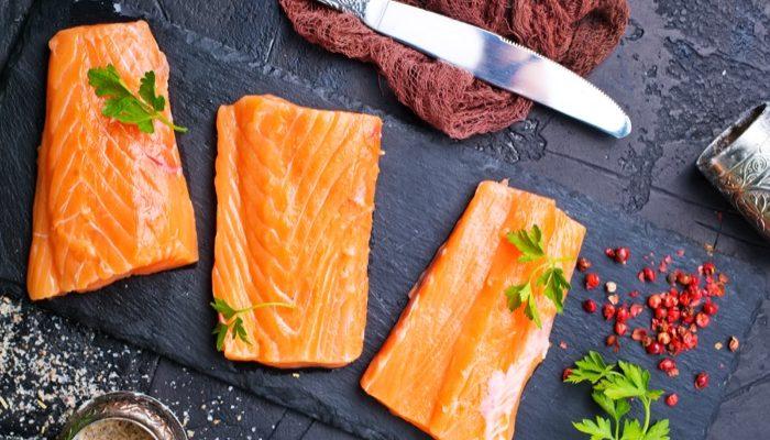 Propiedades nutricionales del salmón